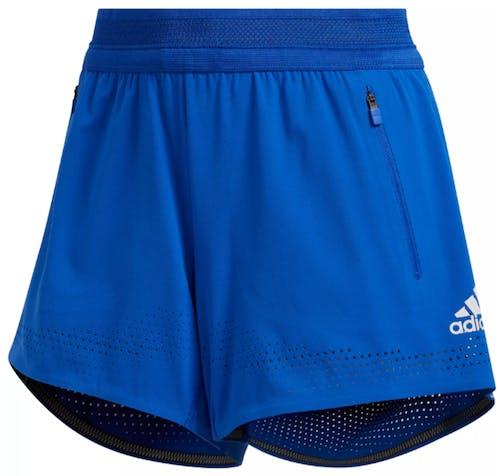 Adidas Funktionsshorts blau