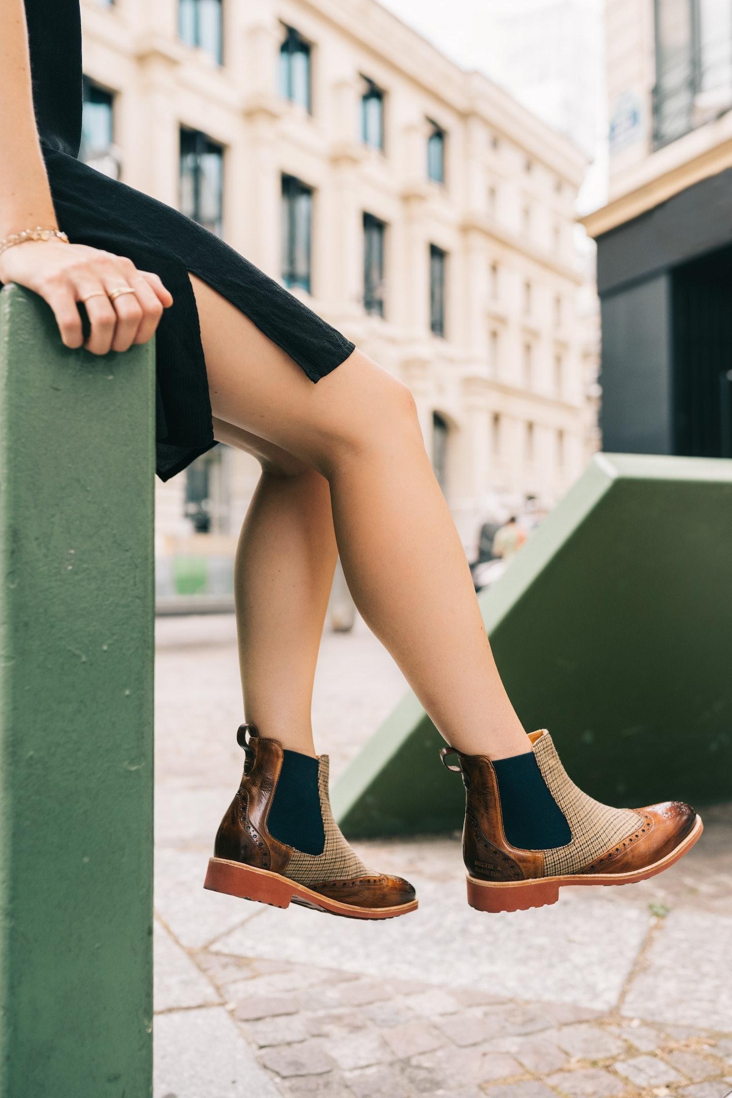 Britisch - inspirierte Schuhe Kollektion Damen