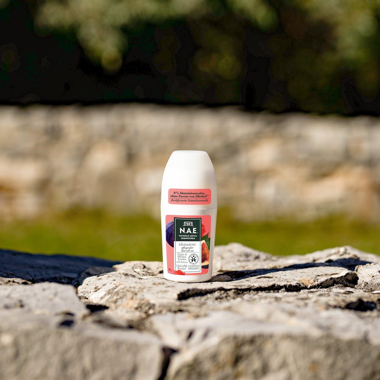 idratazione pflegender deo roll-on | moisturizing deodorant
