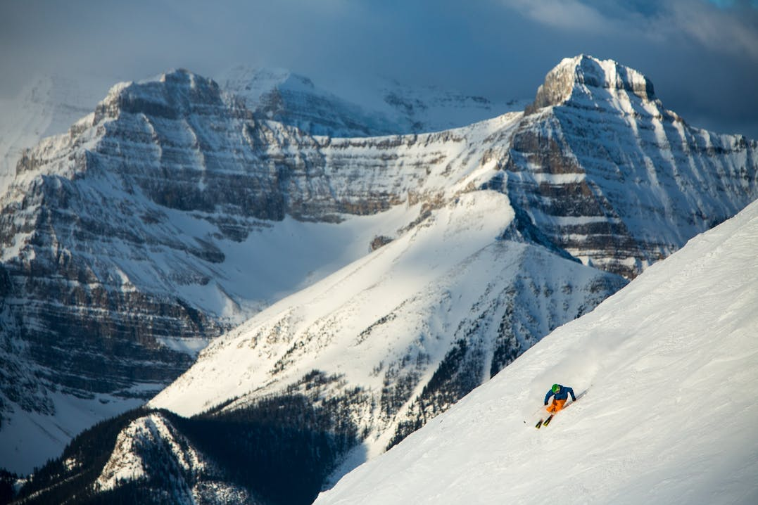 Lake Louise Ski Resort Kanada