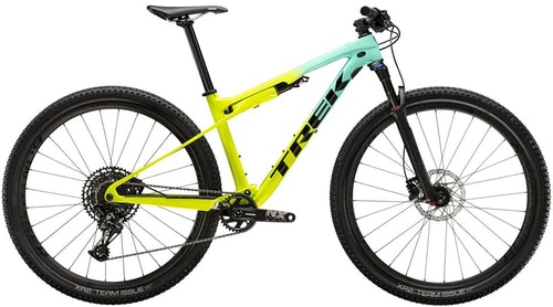 Trek Supercaliber 9.7 - MTB hardtail full suspension