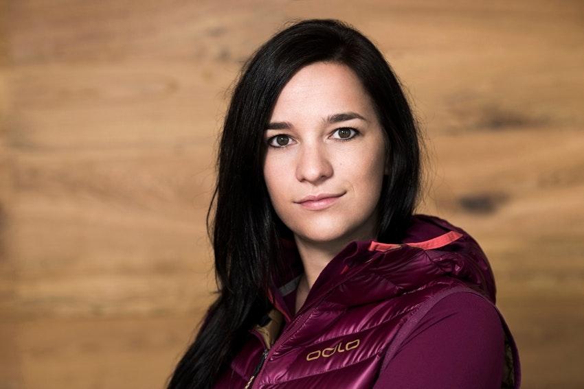 Eva Büsel, Produktmanagerin bei Odlo.