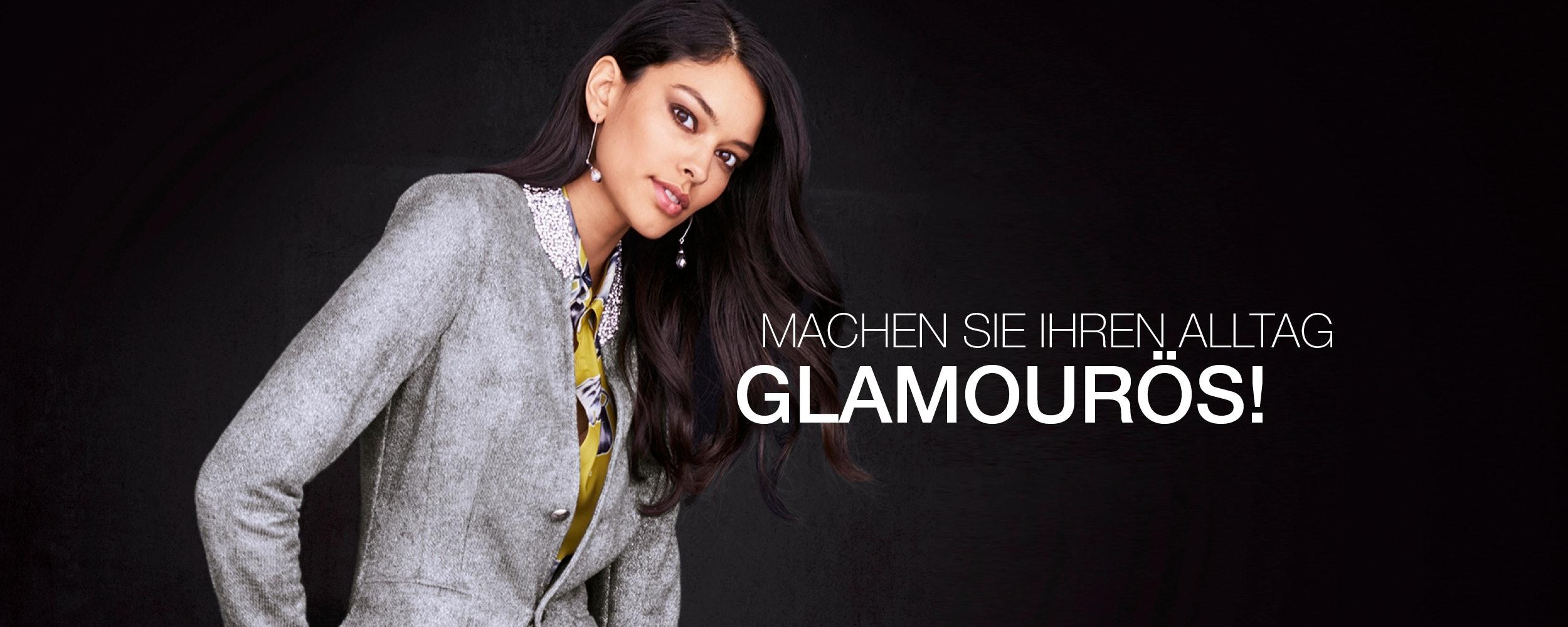 Machen Sie Ihren Alltag glamourös!