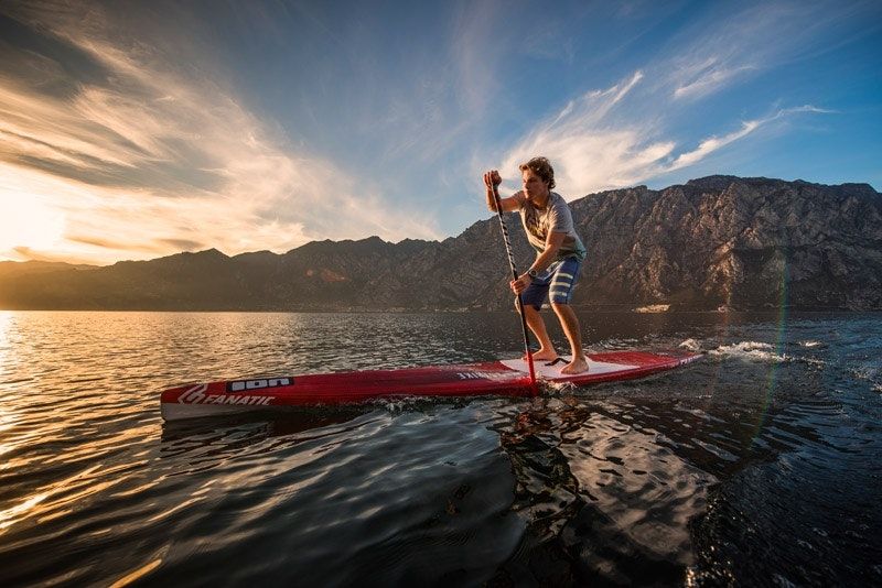 Auch für diverse Wassersportarten wie Stand Up Paddling oder Rudern gibt es jetzt Zusatzfunktionen.