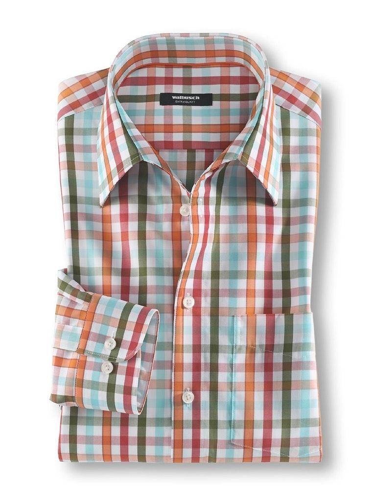 Extraglatt-Hemd Oranje
