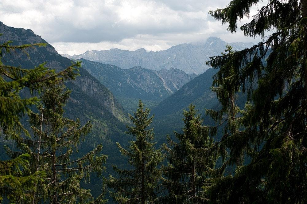 Wetterstein-Ammergauer-Alpen