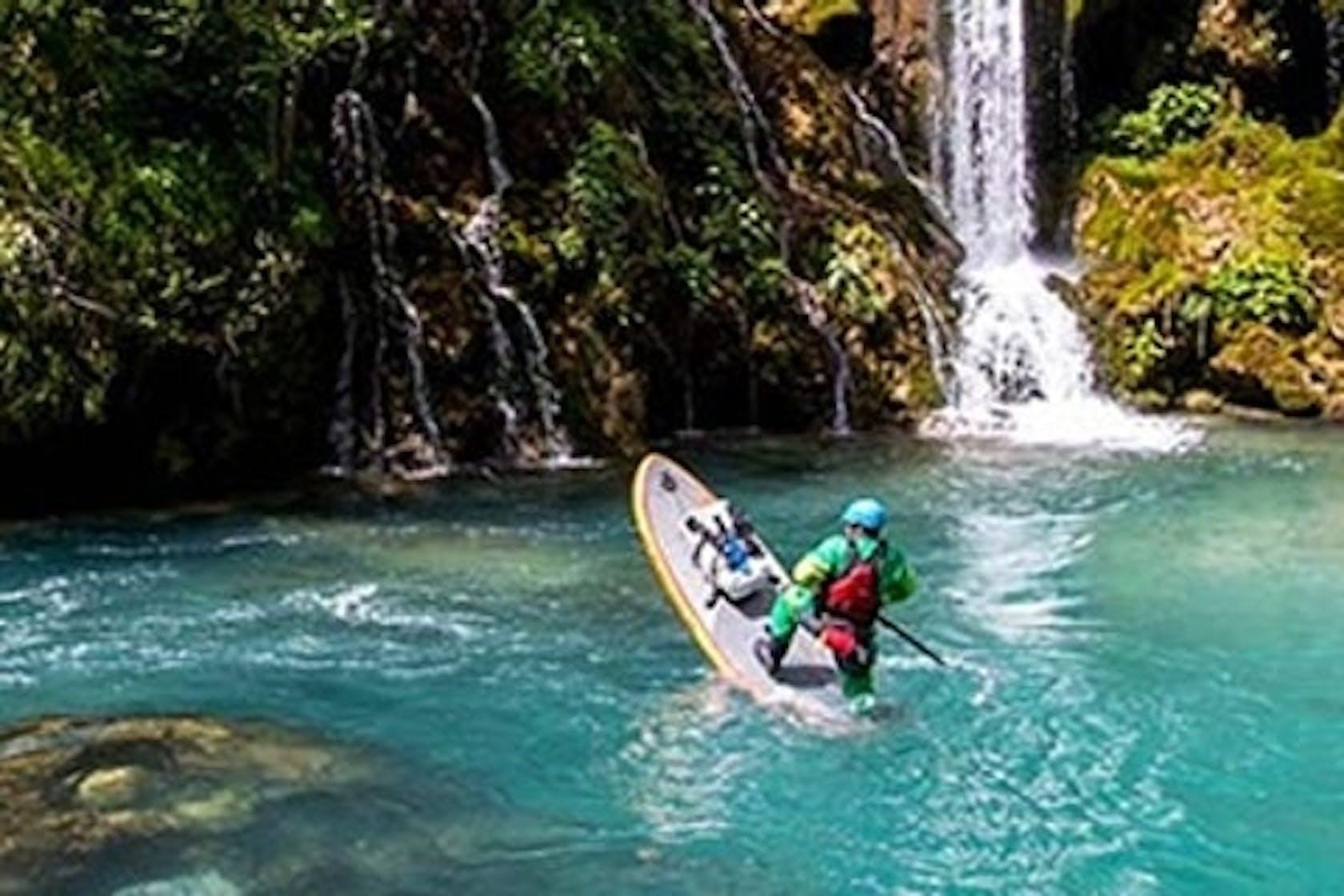 JP Australia Waterfall Tour