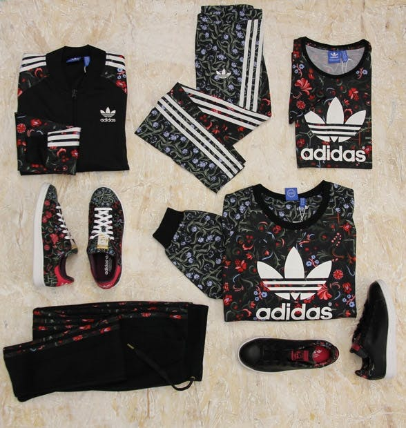 adidas, AOP, Alloverprint