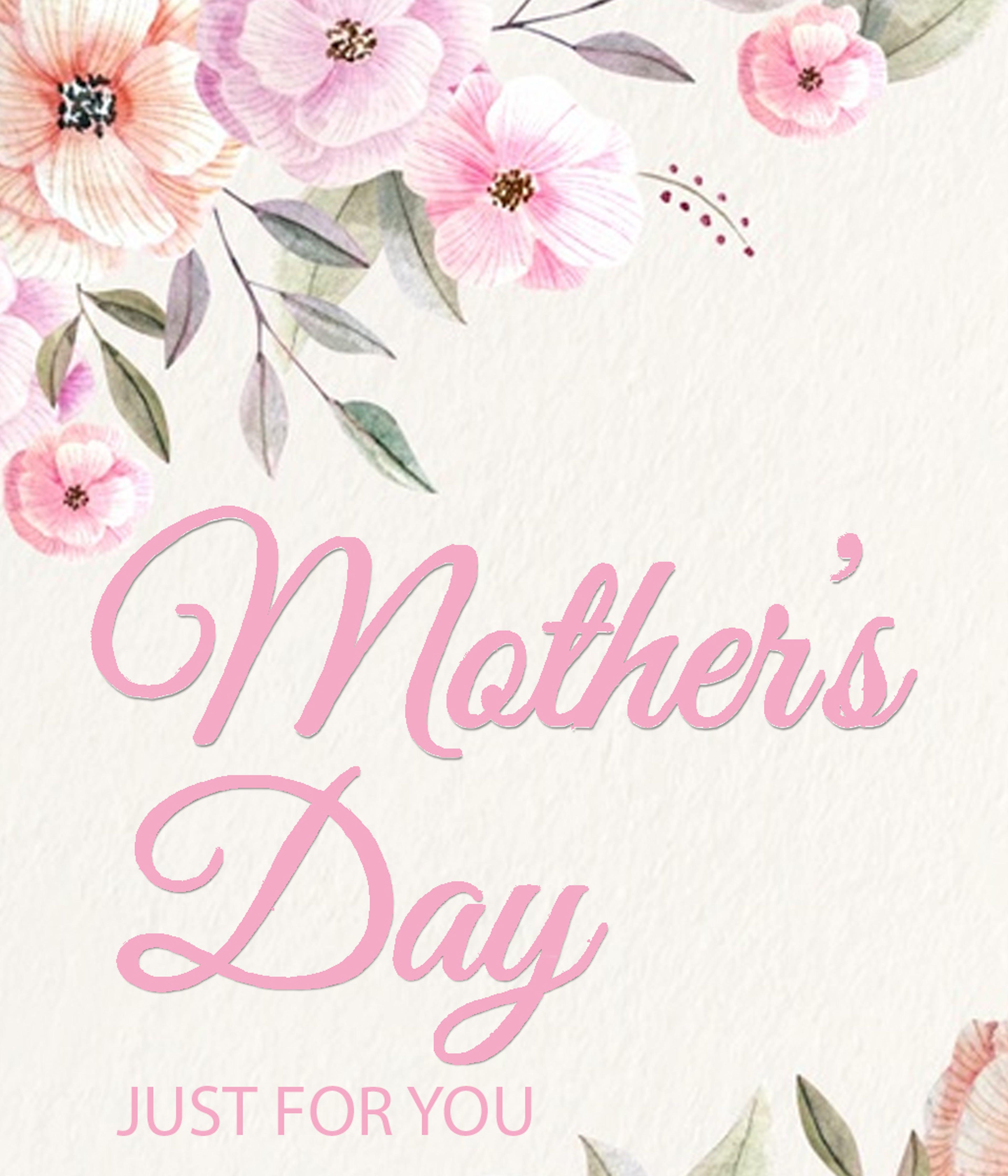 Mother's Day E-Gift Vouchers at Pamela Scott