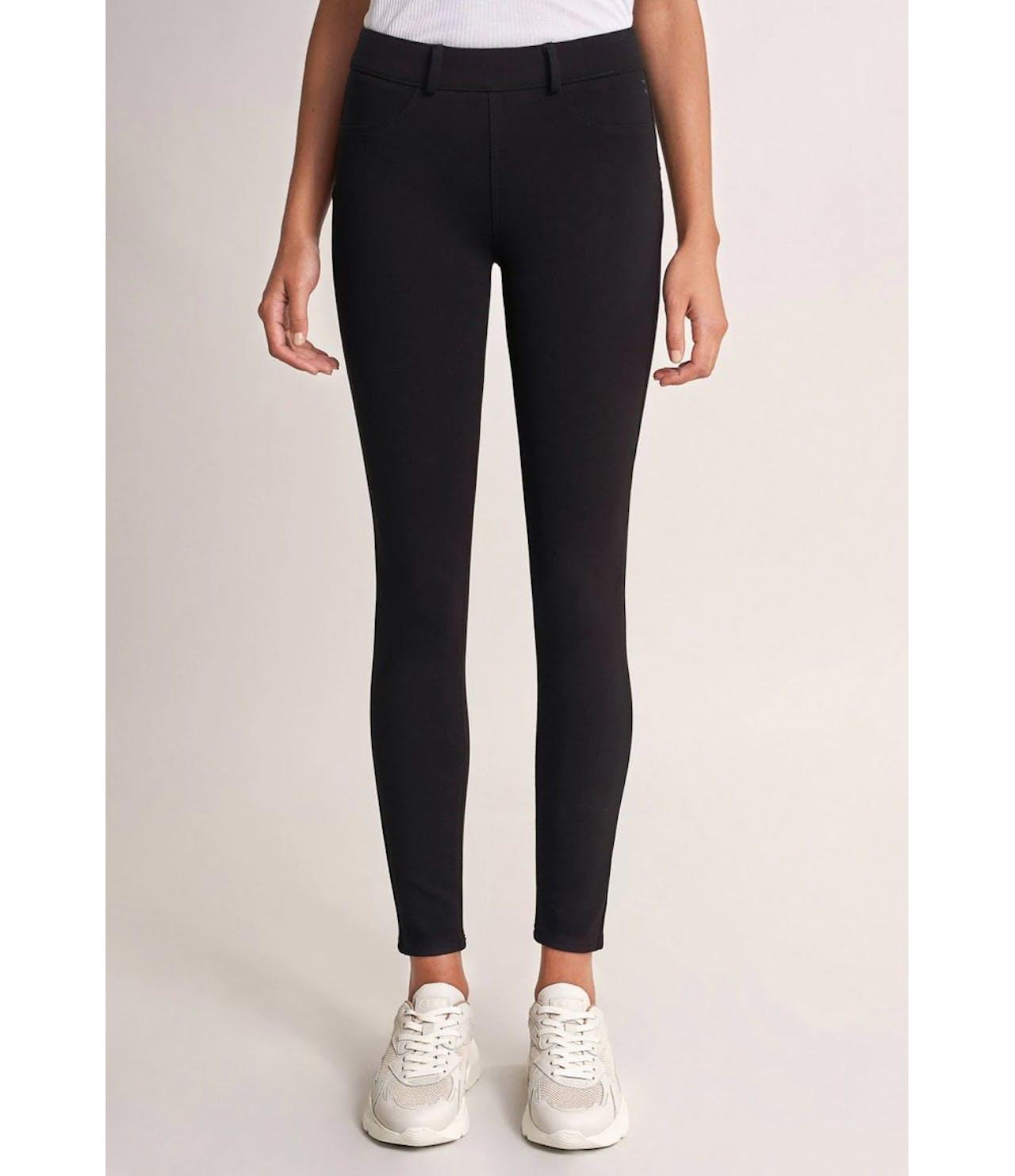 Salsa Jeans 28 Leg Push Up Wonder High-Waisted Capri Jeggings
