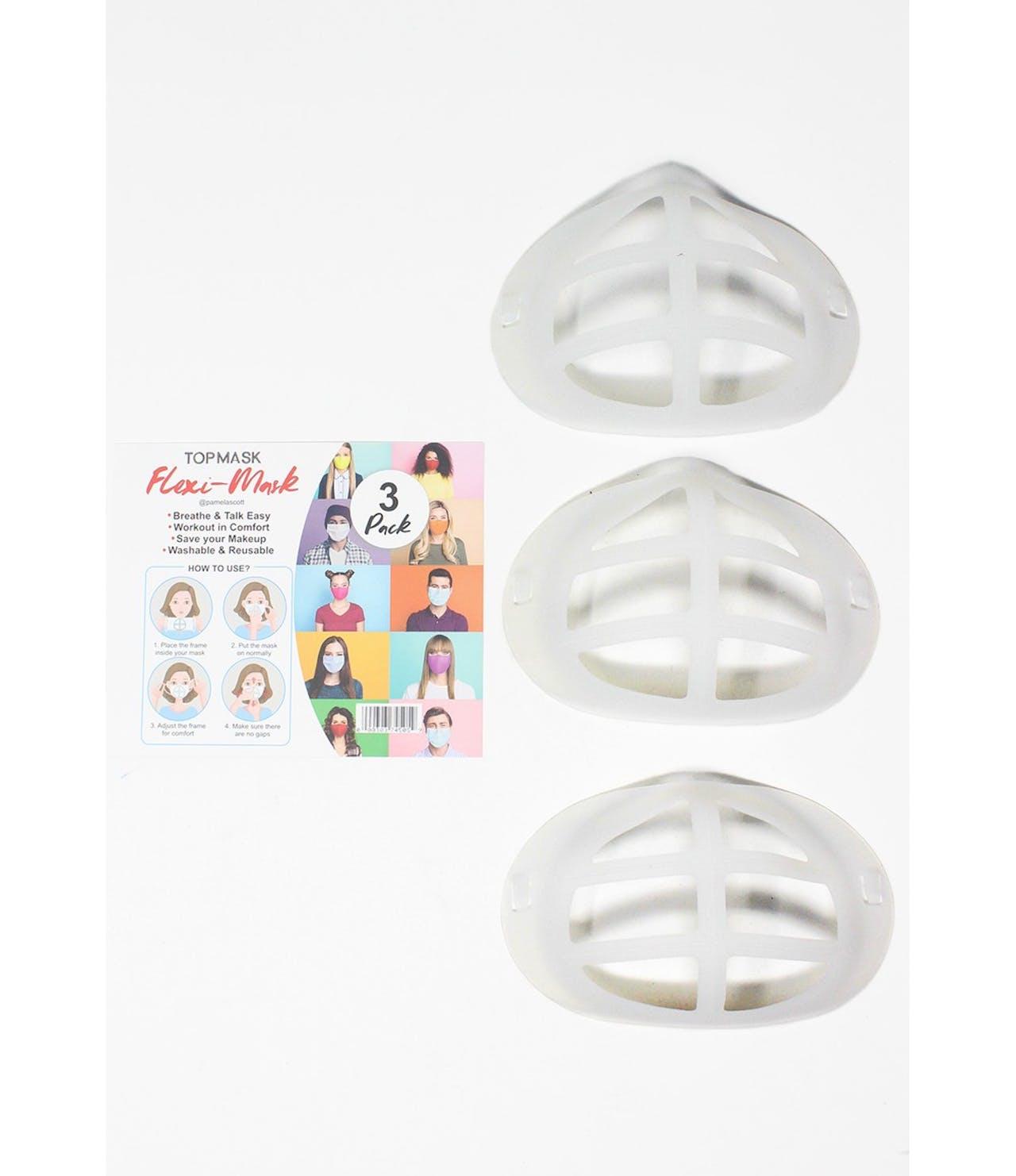 Lys 3 Pack Flexi Mask Insert