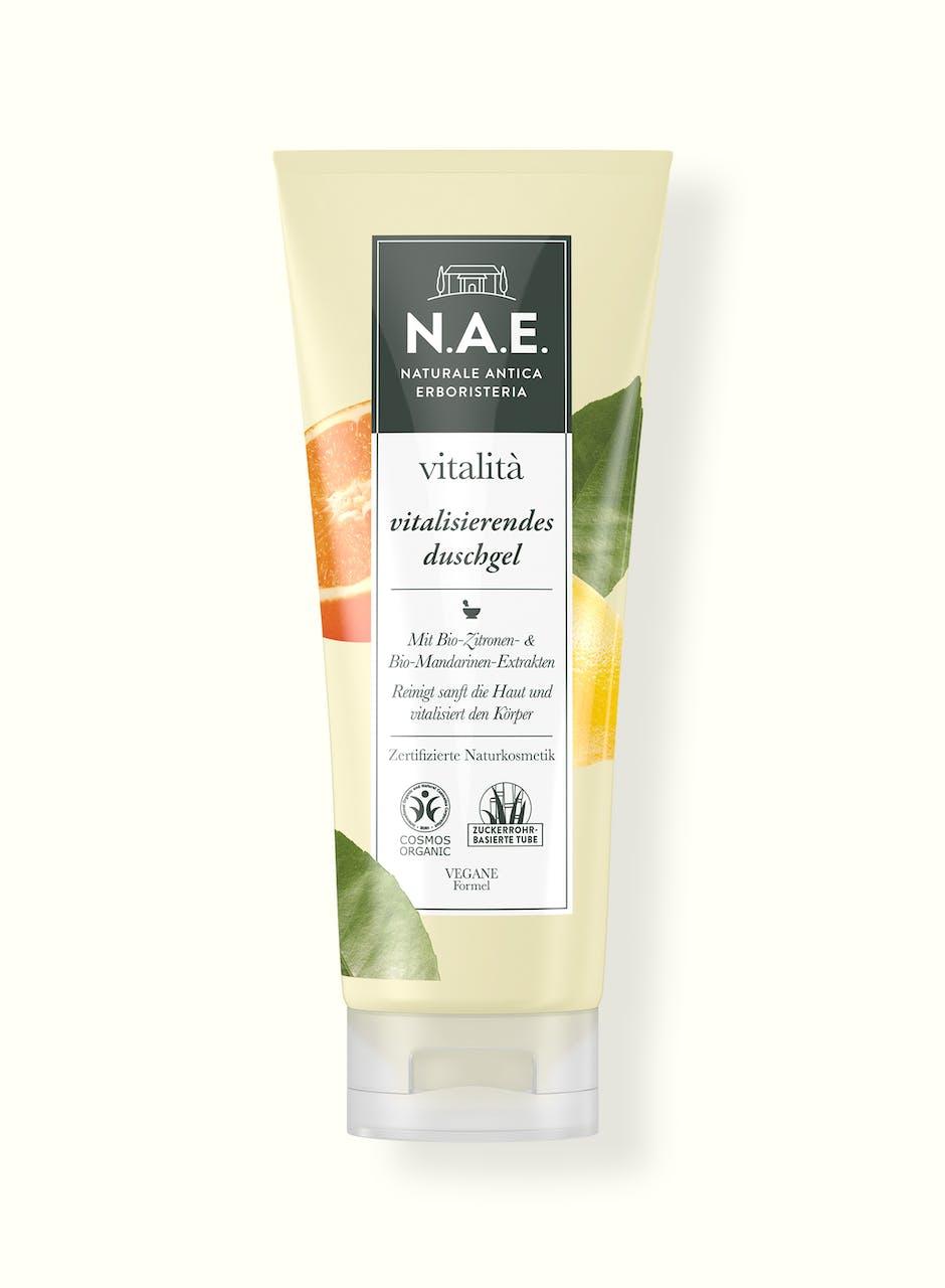 vitalità vitalisierendes duschgel | revitalizing shower gel