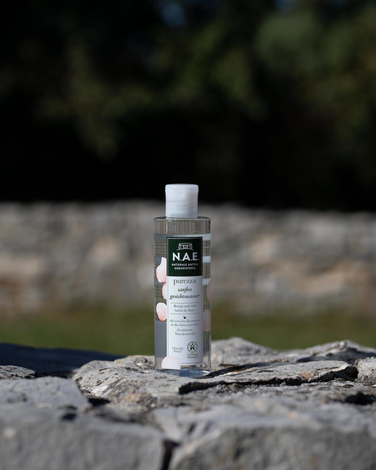 purezza sanftes gesichtswasser, 200ml