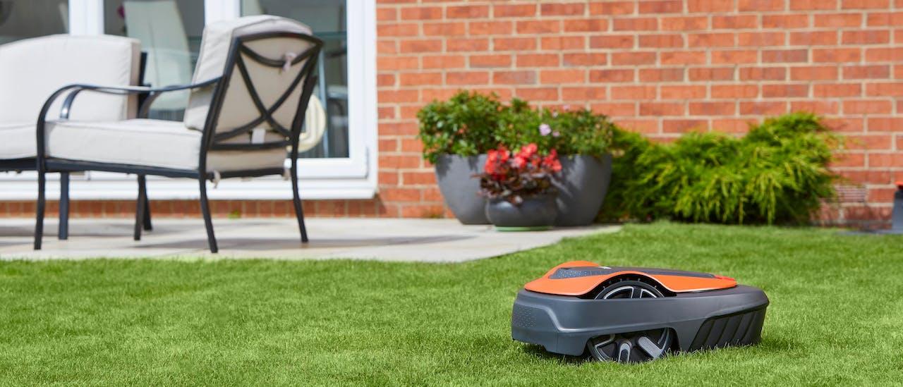 EasiLife Robotic Lawn Mower
