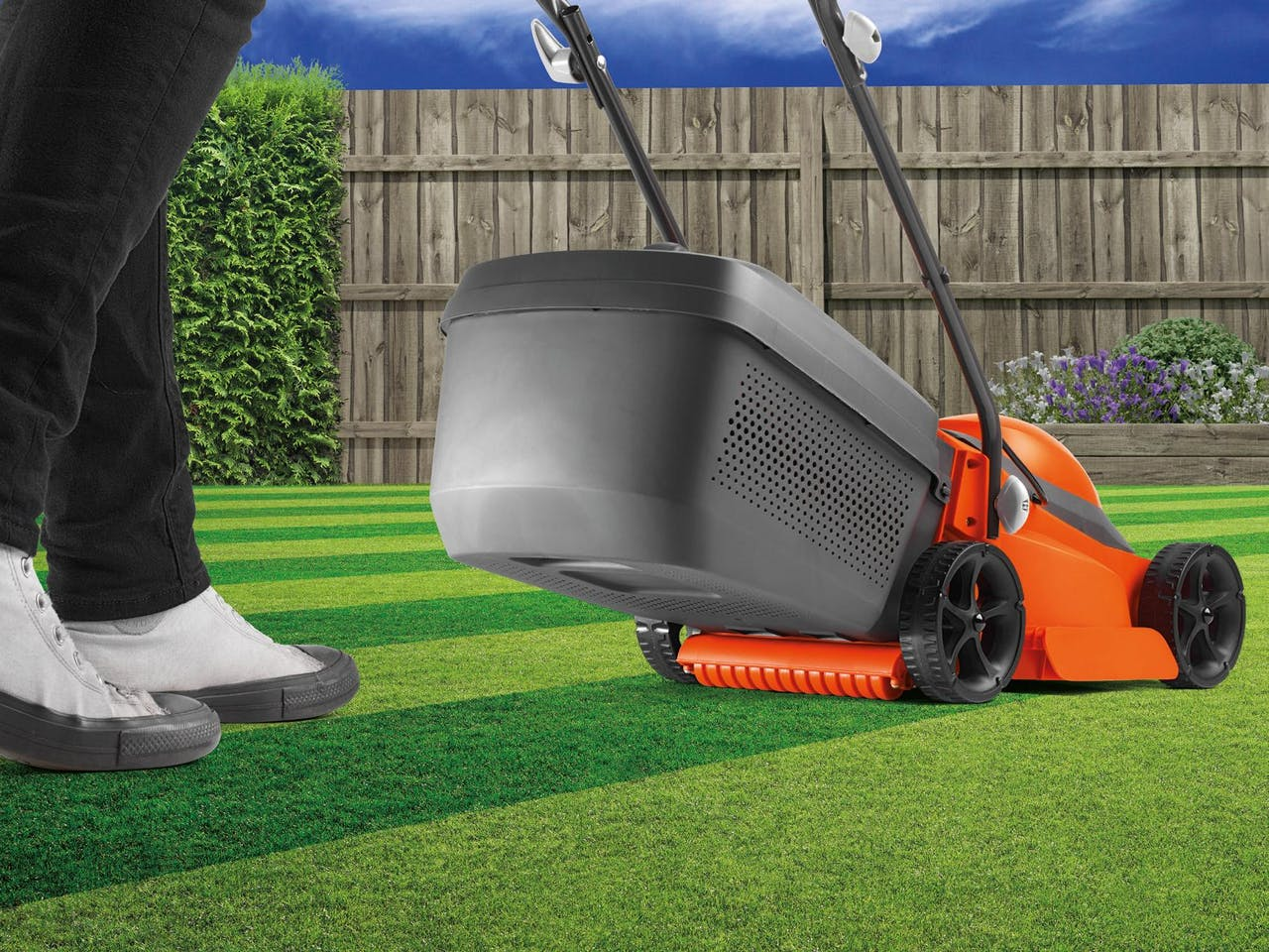 Flymo Rotary Lawn Mower