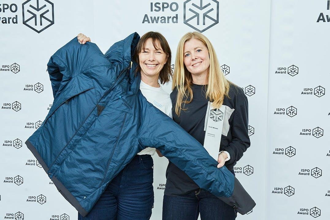 Klättermuse Farbaute ISPO Award