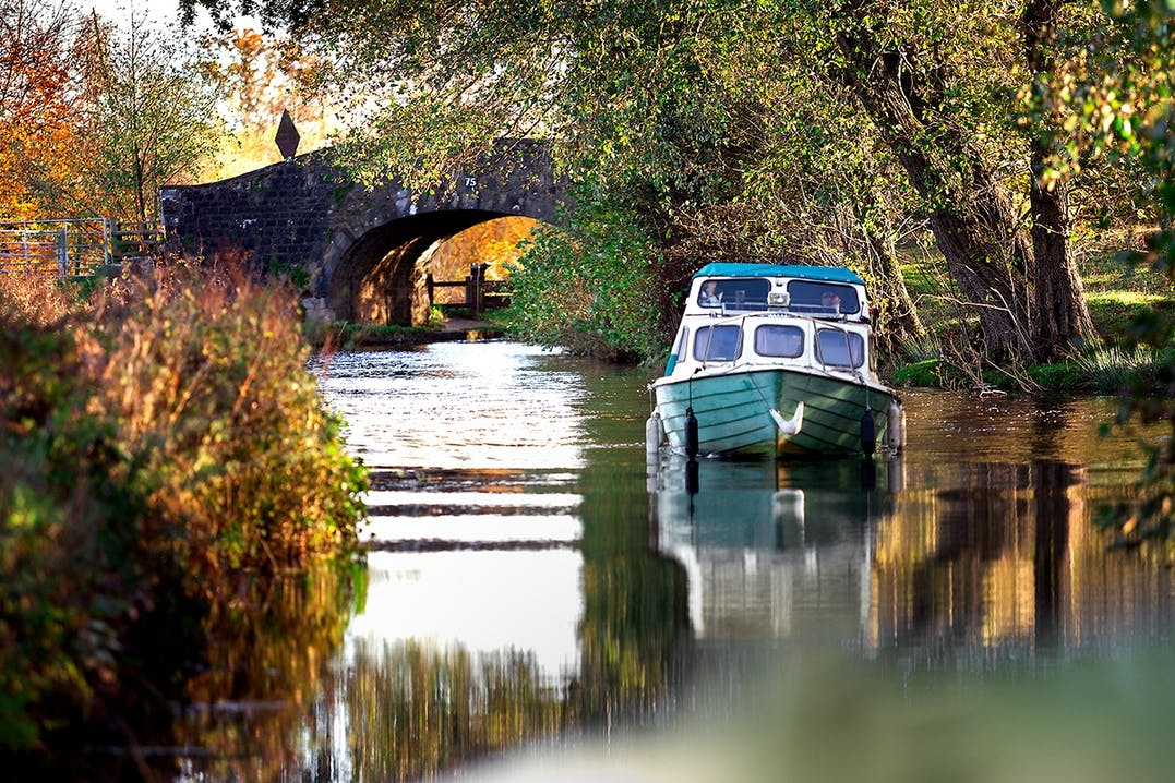 Monmouthshire and Brecon Canal, Südwales
