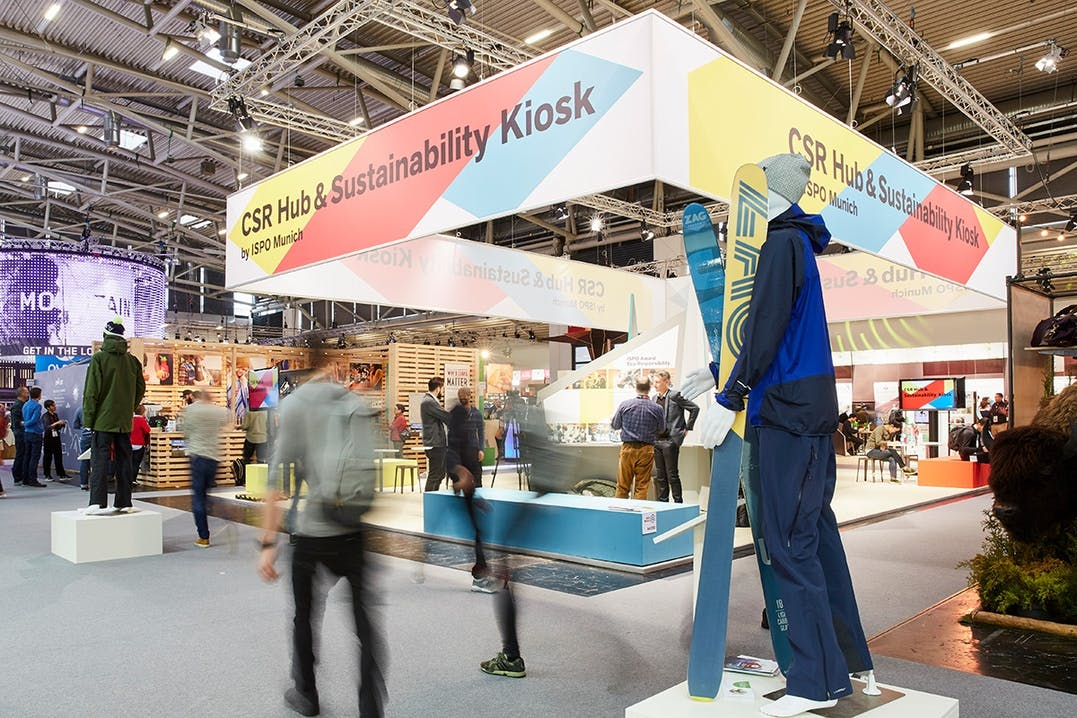 Sustainability Hub ISPO Munich