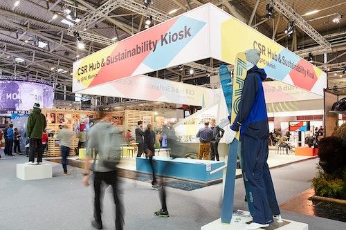 Sustainability Hub ISPO Munich