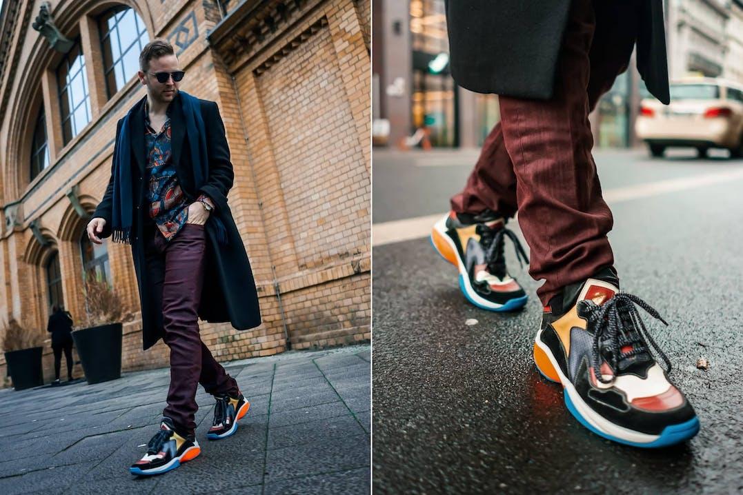 Sneakers Kobe 1 Melvin & Hamilton