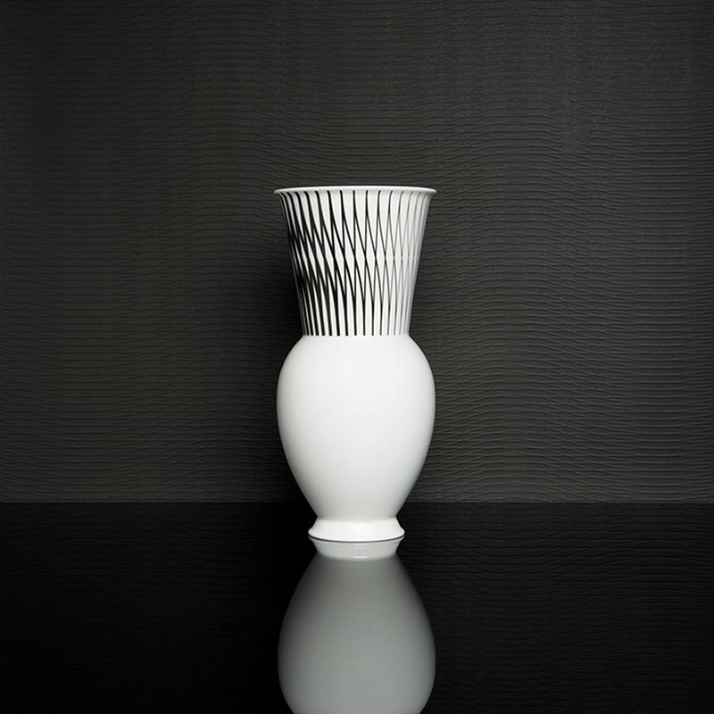 Vase Halle 2, Bauhaus Dekor