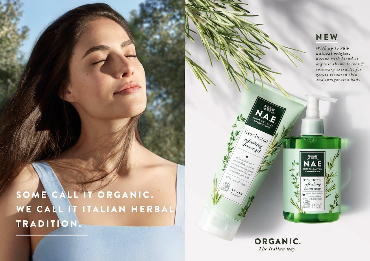 hudvård naturliga ingredienser