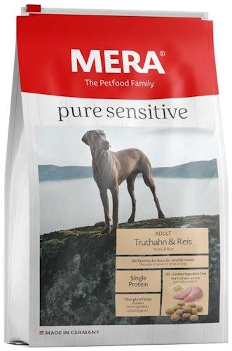 Mera - Trockenfutter - Pure Sensitive Adult Truthahn & Reis
