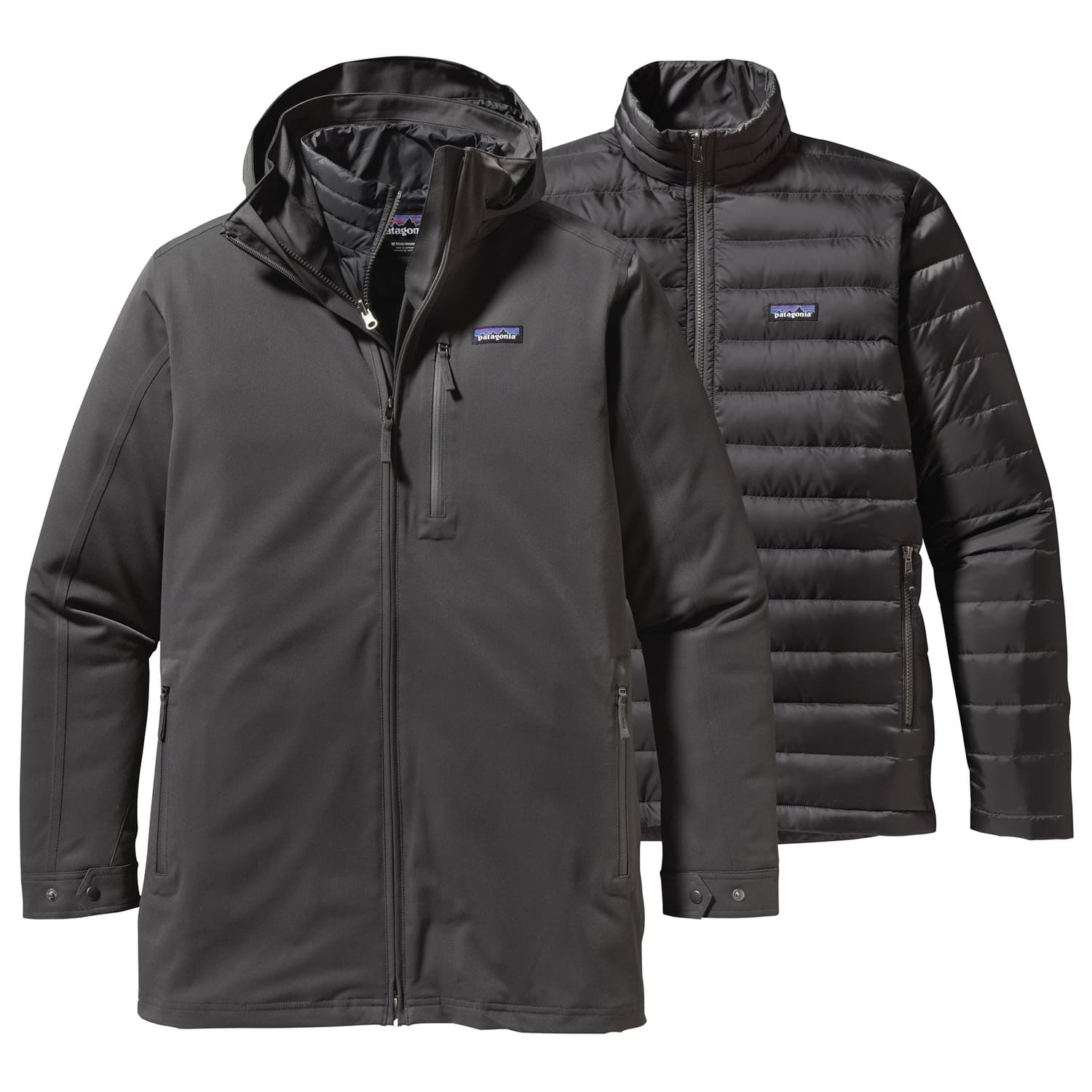 M`s Tres 3-in-1 Parka