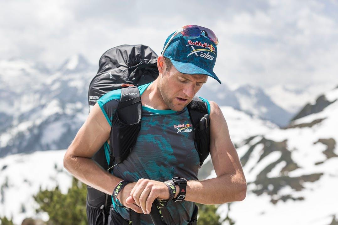 Christian Maurer, Salewa für Red Bull X-Alps