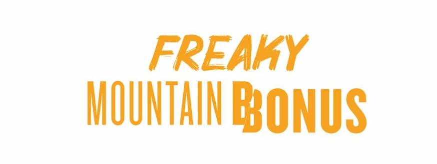 Freaky Mountain Bonus SPORTLER