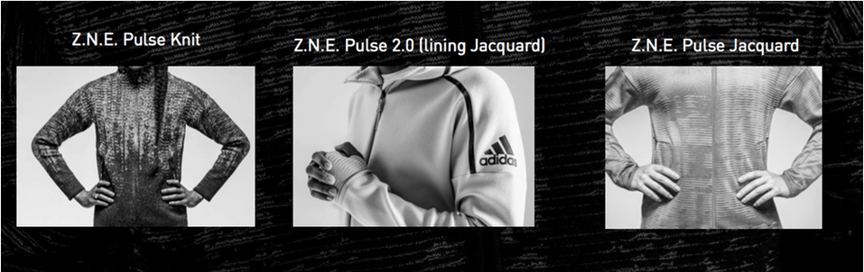 35 adidas Z.N.E. Pulse Collection
