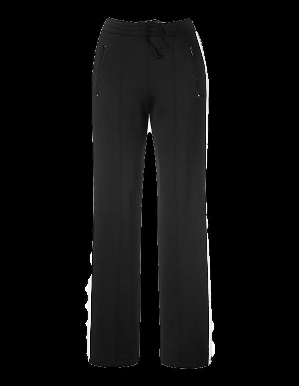 Jogg-Pants mit Zierstreifen