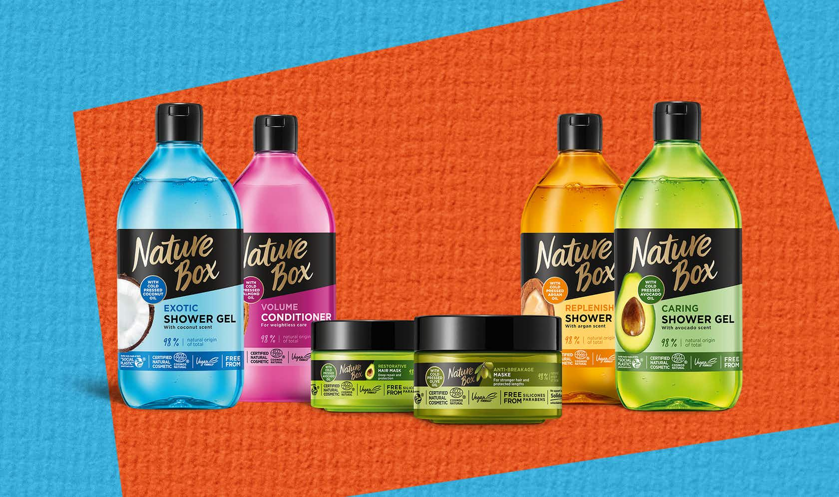 An image showing multiple NatureBox products