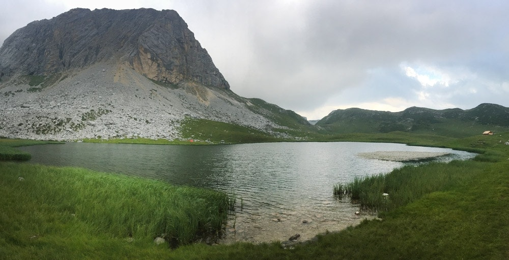 Dolomiten-Trekking-Lago-Grande-Foses