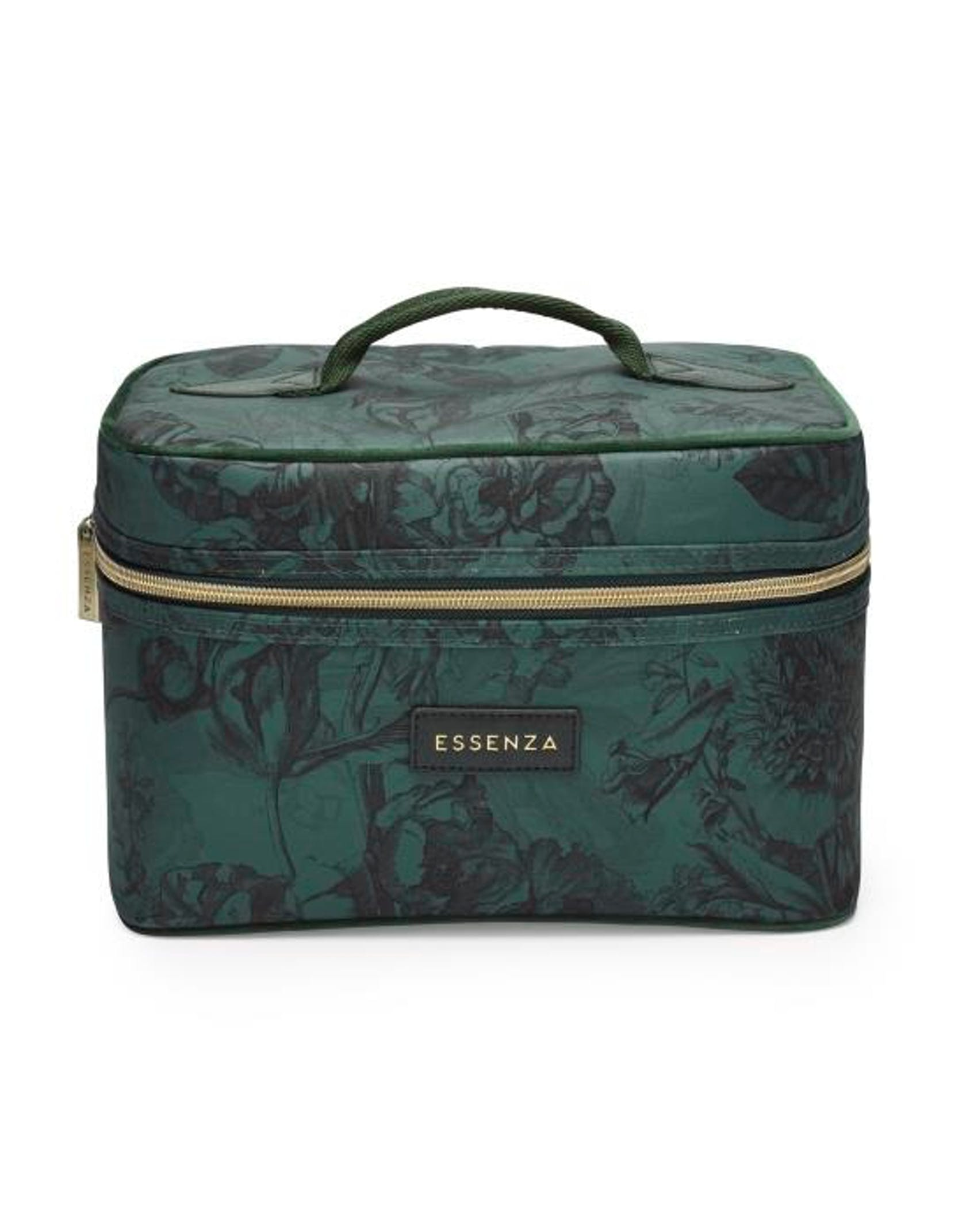 ESSENZA Tracy Vivienne Beauty Case Green