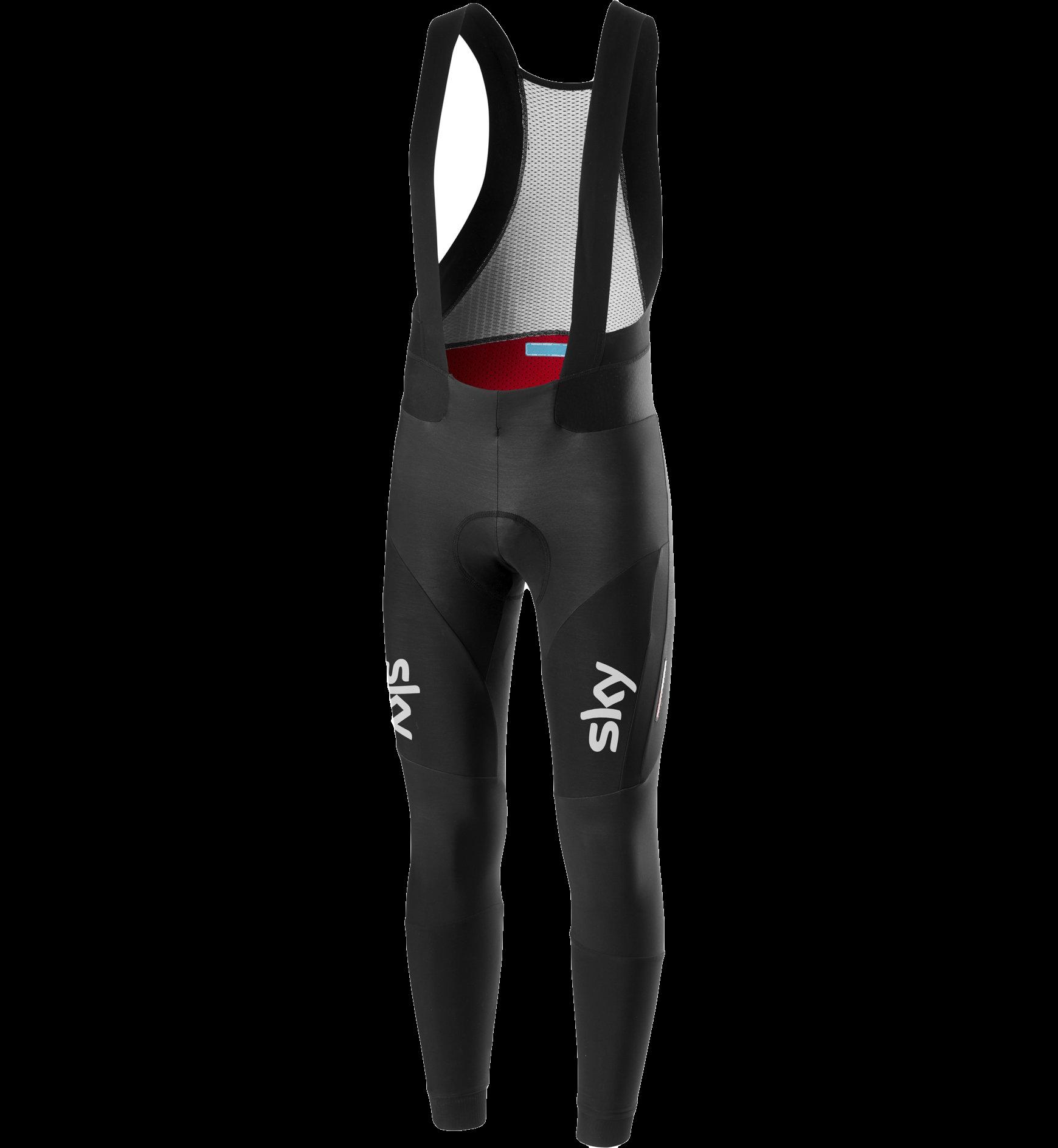 Castelli Team Sky 2019 Sorpasso 2 Bib - Trägerradhose lang - Herren