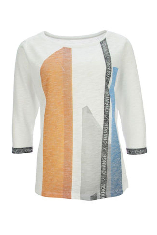 Pullover mit Grafikprint