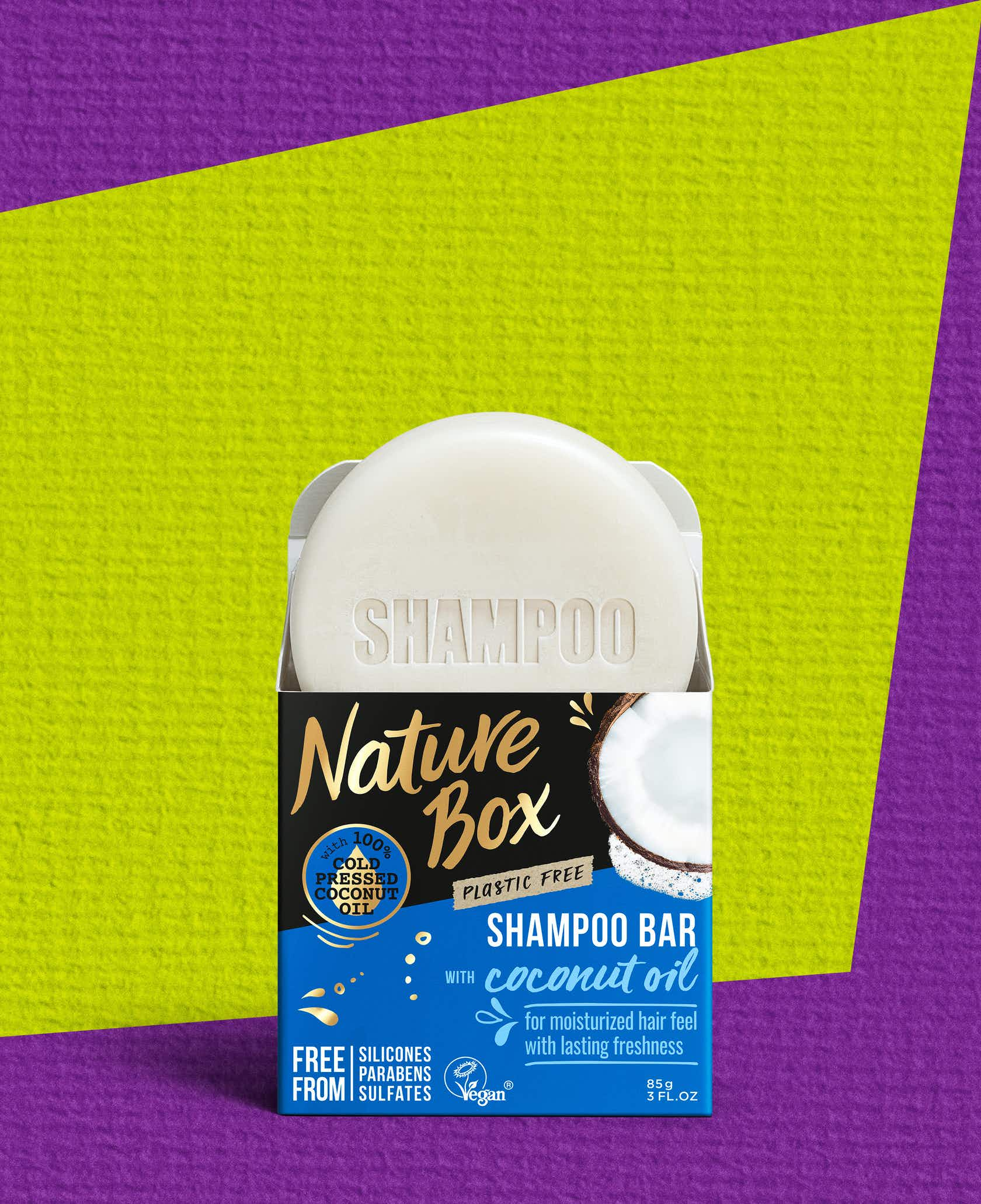 Solids Shampoo Bar