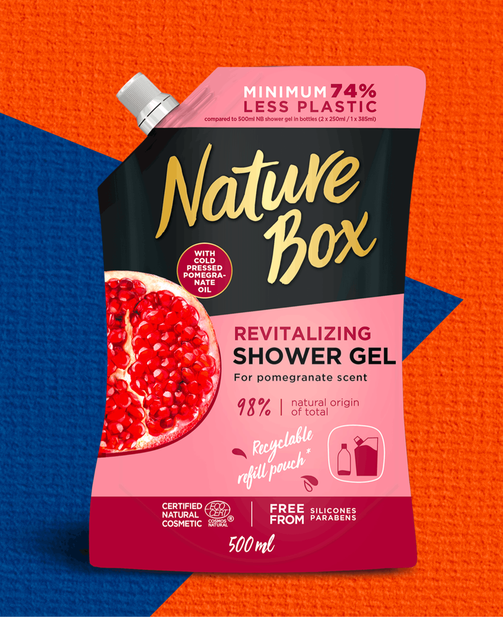 Shower Gel Pouch