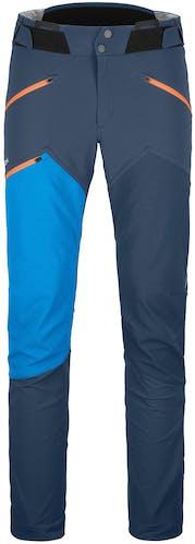 Ortovox Westalpen Softshell - pantaloni alpinismo - uomo