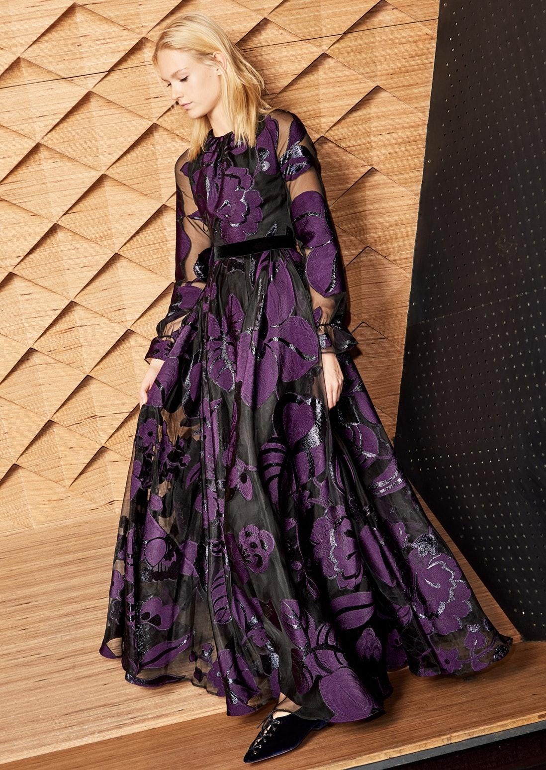 Talbot Runhof, Evening Gown, Abendkleid, Robe, Dress, Oscars, Academy Awards, Lodenfrey