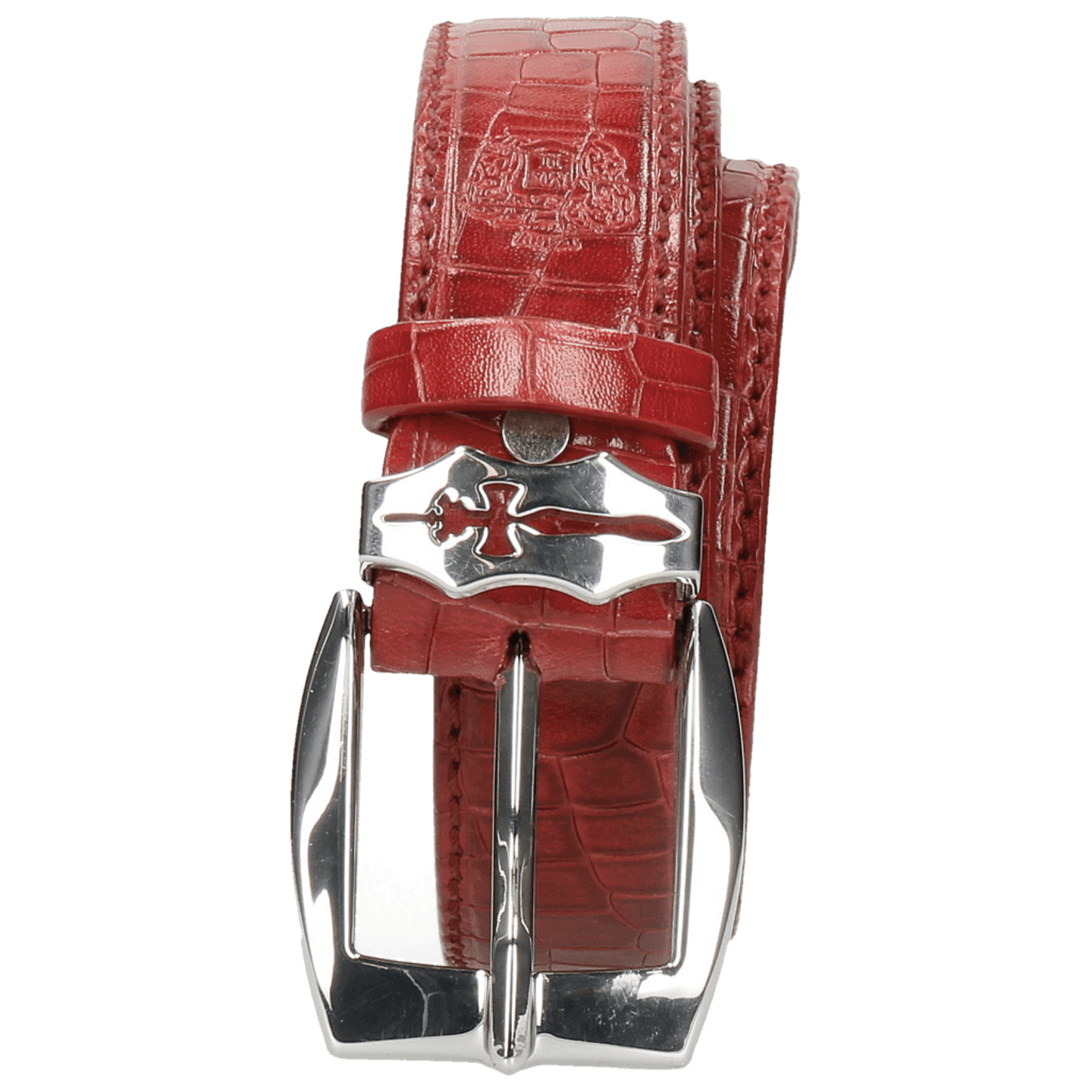 Larry 1 Crock Ruby Sword Buckle