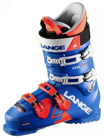 Skischuh Lange RS 110 wide blau