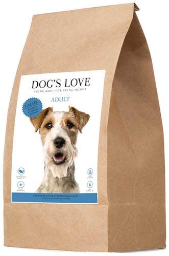 Dog's Love - Trockenfutter - Lachs und Forelle mit Süßkartoffel (getreidefrei)