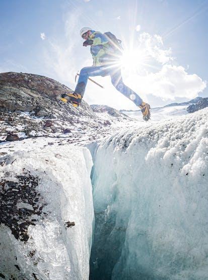 Bergbekleidung, Bergschuhe und Alpinausrüstung von La Sportiva
