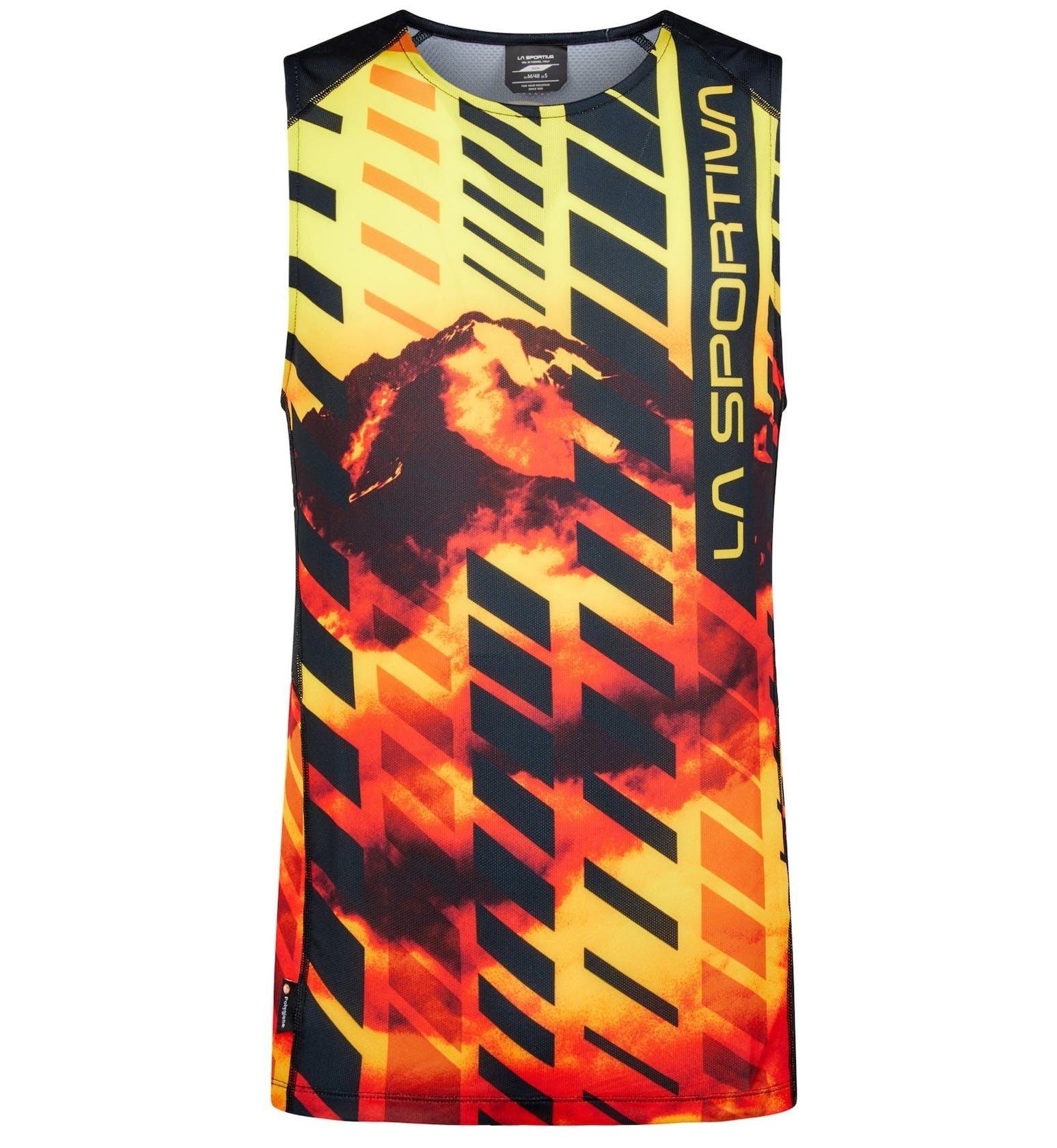 La Sportiva Slipstream - Trailrunningshirt ärmellos - Herren