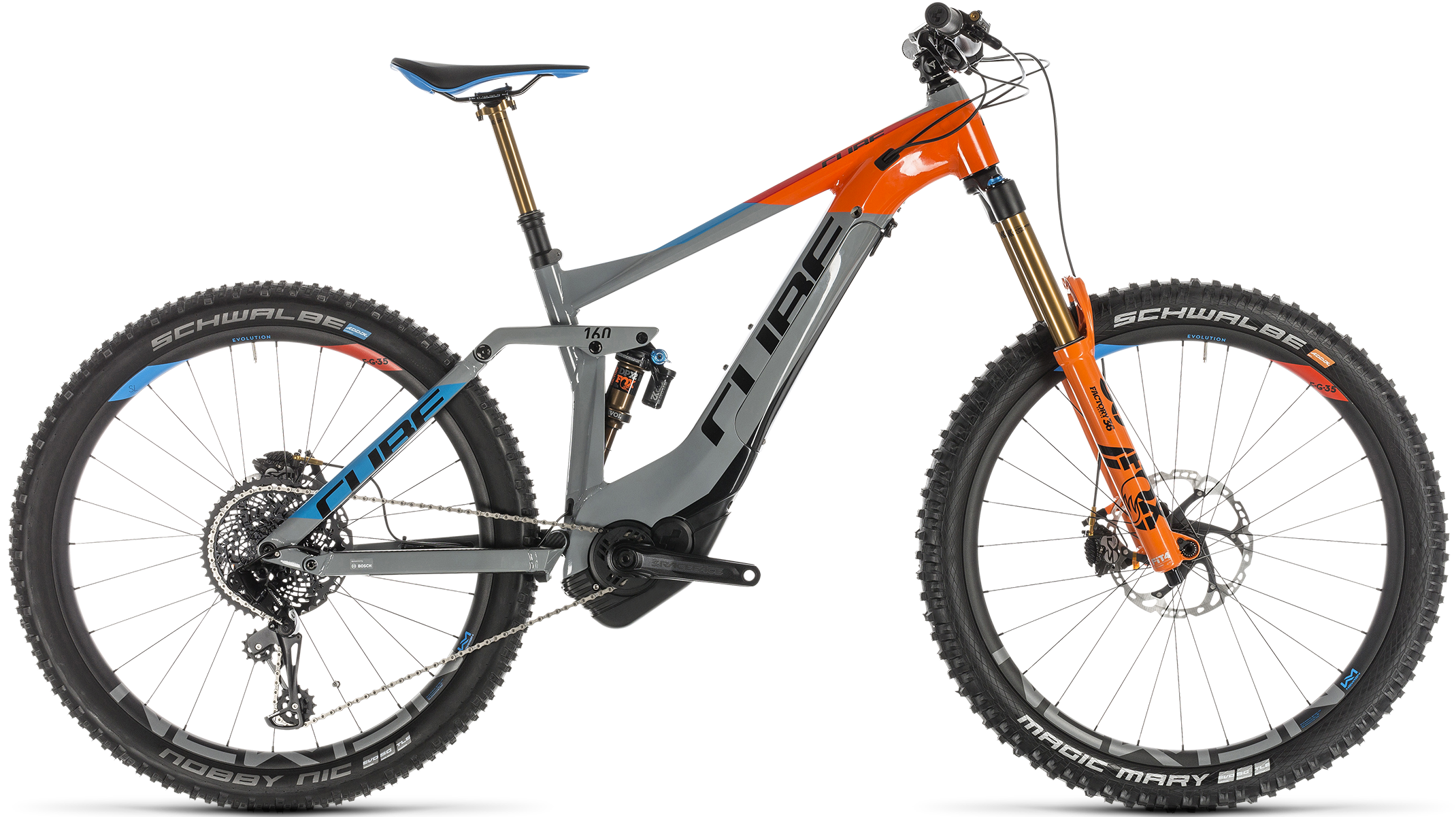 "Stereo Hybrid 160 Action Team 500 27.5"" (2019) - eMountainbike"