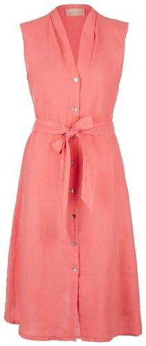 Kleid von s. Oliver lachsfarben