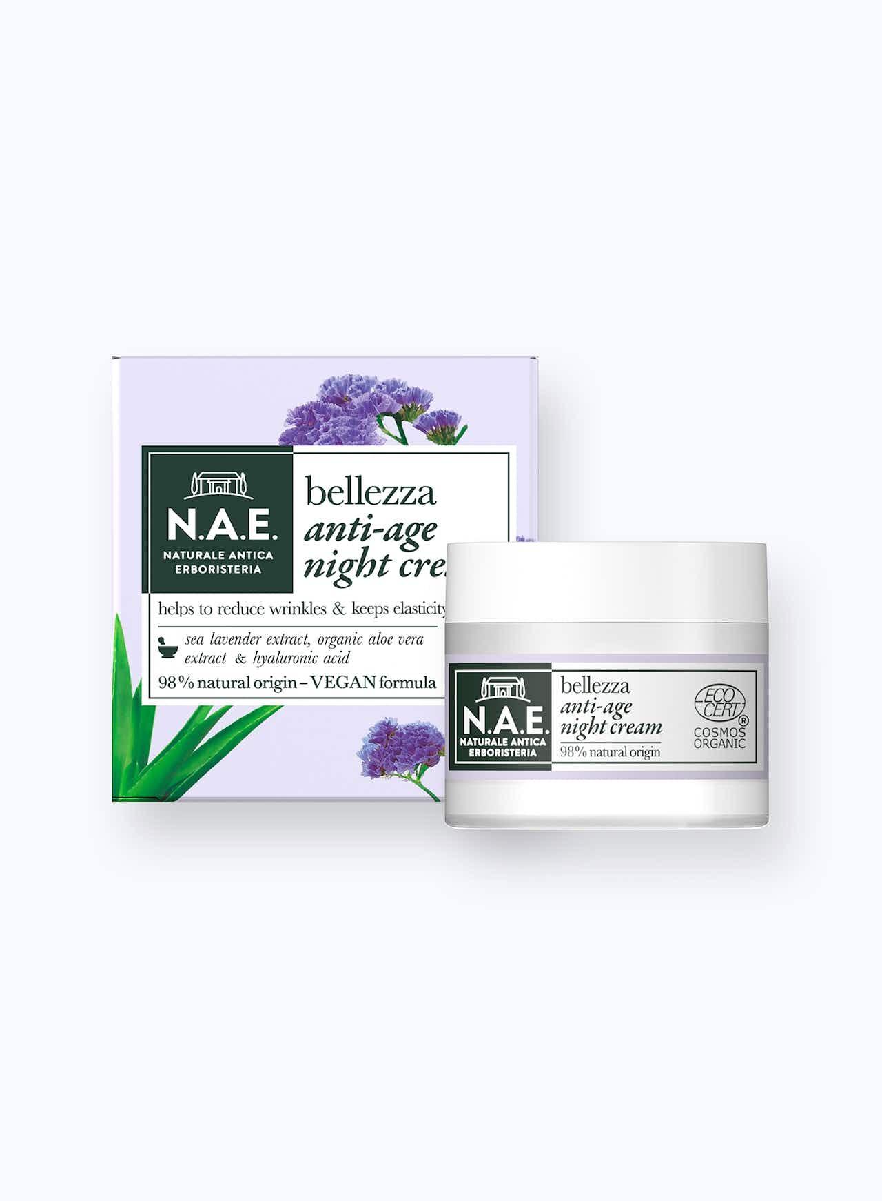 Anti-age Night Cream, 50ml