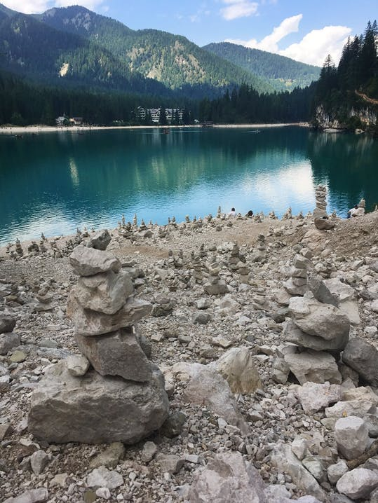 Dolomiten-Trekking-Pragser-Wildsee